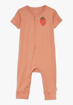 TINYCOTTONS - STRAWBERRY ONE PIECE - Combinaison - tan/red