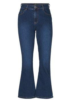 Zizzi - Jean bootcut - blue