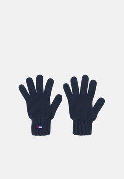 Tommy Jeans - FLAG GLOVE - Fingerhandschuh - twilight navy