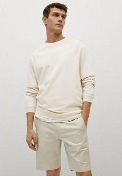 Mango - Sweater - open beige