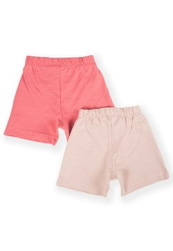 Cigit - 2 PACK - Shorts - coral
