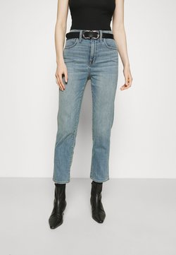 Madewell - ROADTRIPPER STOVEPIPE - Jeans Skinny Fit - plattwood
