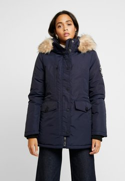 Superdry - ASHLEY EVEREST - Wintermantel - navy