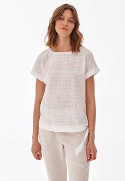 TATUUM - REMO - Blouse - off white