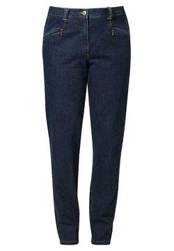 Ulla Popken - MONY - Jeans Straight Leg - dark blue