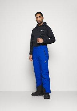 Brunotti - DAMIRO MENS SNOWPANTS - Täckbyxor - bright blue
