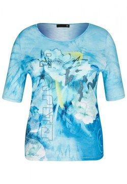 Rabe 1920 - RABE ELEMENTS - T-Shirt print - lagune