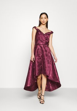 Chi Chi London - LIANA DRESS - Cocktailkleid/festliches Kleid - berry