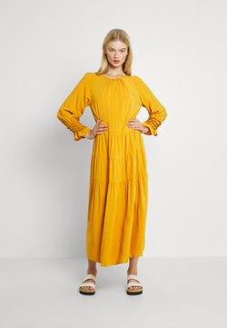 YAS - YASINCA DRESS - Maxikleid - yellow