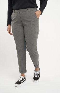 MS Mode - Stoffhose - grey