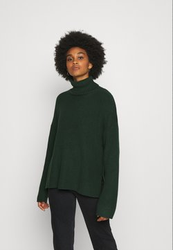 Monki - DOSA - Strickpullover - green dark