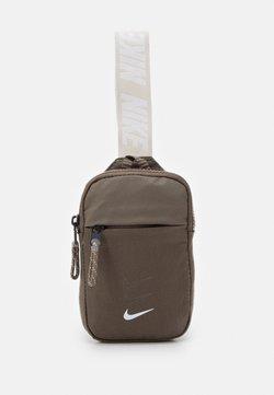 Nike Sportswear - ESSENTIALS UNISEX - Sac bandoulière - olive grey/white