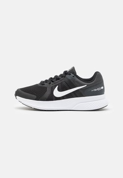 Nike Performance - RUN SWIFT 2 - Laufschuh Neutral - black/white/dark smoke grey
