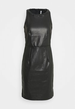 ONLY - ONLPIPER DRESS - Robe d'été - black