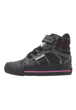 British Knights - ATOLL - Trainers - black/fuchsia checker/black