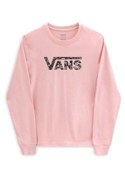 Vans - FLYING - Longsleeve - powder pink
