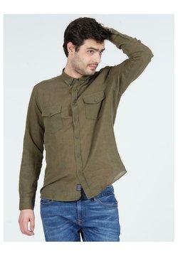 Cross Jeans - Koszula - khaki