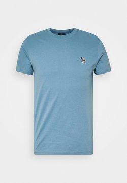 PS Paul Smith - ZEBRA - T-Shirt basic - light blue