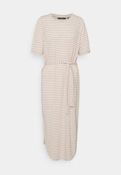 Vero Moda Tall - VMALONA CALF DRESS - Jerseykleid - white