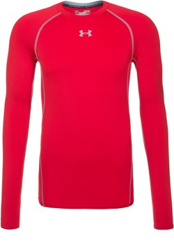 Under Armour - COMPRESSION - Hemd - red/grey