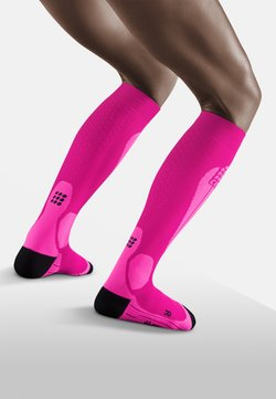 CEP - THERMO COMPRESSION  - Kniestrümpfe - pink/flash pink