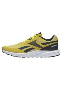 Reebok - REEBOK RUNNER 4.0 SHOES - Löparskor stabilitet - yellow