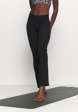 Deha - FIT PANTS - Tights - black