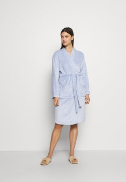 Marks & Spencer London - DRESSING GOWN AND COVER UPS - Badjas - light blue