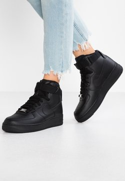 Nike Sportswear - AIR FORCE 1 - Sneaker high - black