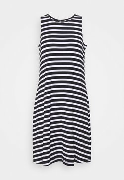 Marks & Spencer London - SWING DRESS - Jerseykleid - black