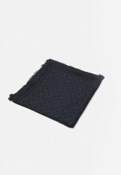 Calvin Klein - MONO SCARF - Chusta - black mix