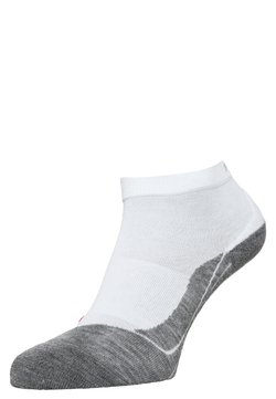 FALKE - Sportsocken - white/grey