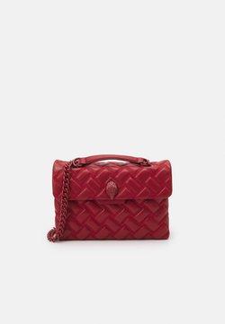Kurt Geiger London - KENSINGTON BAG DRENCH - Handbag - red