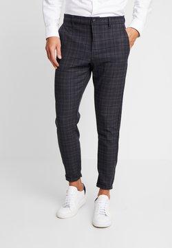 Gabba - PISA REDUE PANTS - Stoffhose - grey check