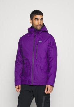 Patagonia - INSULATED SNOWSHOT - Laskettelutakki - purple
