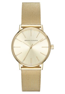 Armani Exchange - Uhr - gold-coloured