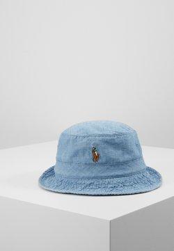 Polo Ralph Lauren - BUCKET HAT - Hoed - blue chambray