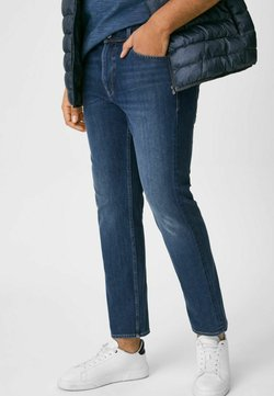 C&A - THE FLEX - Jean slim - blue denim