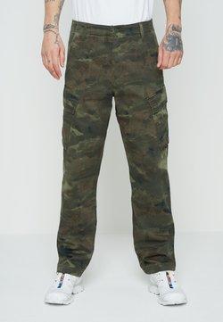 Levi's® - XX TAPER CARGO II - Reisitaskuhousut - greens