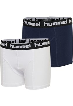 Hummel - 2 PACK - Boxershort - black iris
