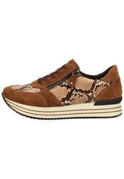 Remonte - Sneaker low - amaretto/brown / 24