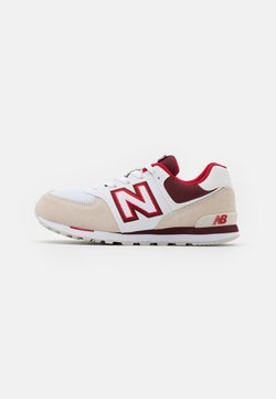 New Balance - GC574NLA UNISEX - Matalavartiset tennarit - light grey
