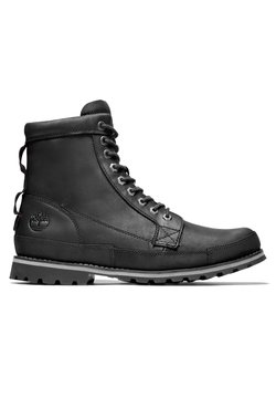Timberland - ORIGINALS II 6 INCH - Schnürstiefel - black full grain