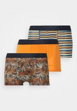 Michael Kors - FASHION TRUNK 3 PACK - Panties - orange