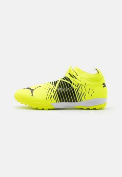 Puma - FUTURE Z 3.1 TT - Astro turf trainers - yellow alert/black/white