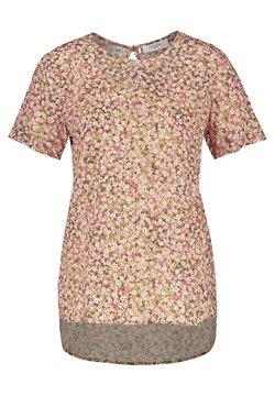 Gerry Weber - MIT MILLES-FLEURS DESSIN - Bluse - lila/pink/grün druck