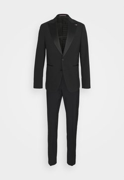 Tommy Hilfiger Tailored - FLEX SLIM FIT TUXEDO - Anzug - black