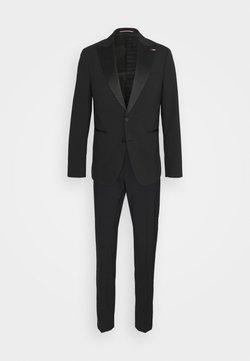 Tommy Hilfiger Tailored - FLEX SLIM FIT TUXEDO - Kostuum - black