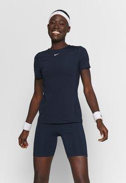 Nike Performance - ALL OVER - T-Shirt basic - obsidian/white