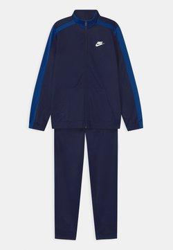 Nike Sportswear - TRACKSUIT UNISEX - Survêtement - blue void/game royal/white